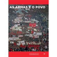 As Armas e o Povo 1975 - DVD