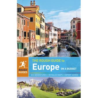 Europe on a Budget Rough Guide