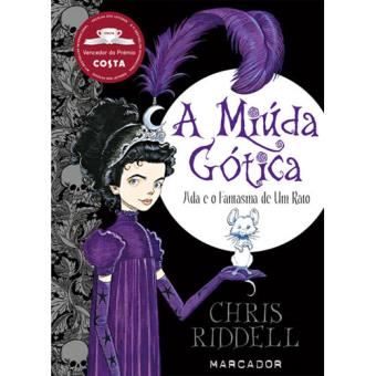 A Miúda Gótica: Ada e o Fantasma de um Rato