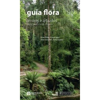 Guia Flora, Árvores e Arbustos - Mata Nacional do Buçaco