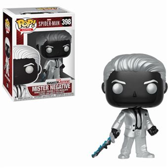 Funko Pop! Spider-Man: Mister Negative - 398
