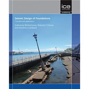 Seismic design of foundations: conc