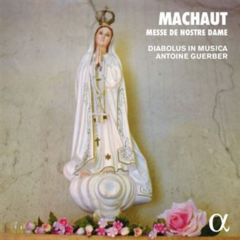 Machaut: Messe de Nostre Dame - CD