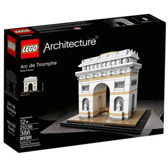 LEGO Architecture 21036 Arco do Triunfo