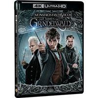 Monstros Fantásticos: Os Crimes de Grindelwald - 4K Ultra HD