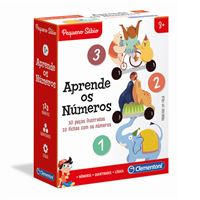 Aprende os Números - Clementoni