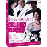 Box Os Mistérios de Lisboa (DVD)