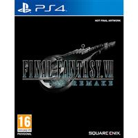 Final Fantasy VII Remake - Deluxe Edition - PS4