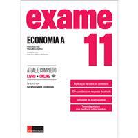 Exame Economia A 11.º Ano