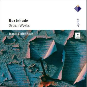 Buxtehude: Organ Works - CD