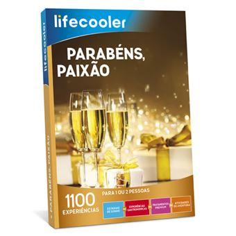 Lifecooler 2020 - Parabéns, Paixão