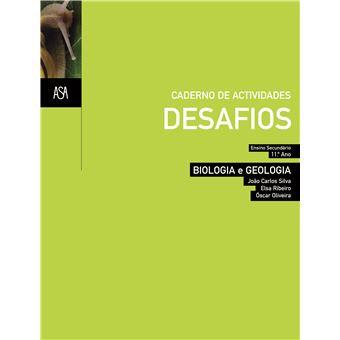 Desafios Biologia e Geologia 11º Ano - Caderno de Atividades