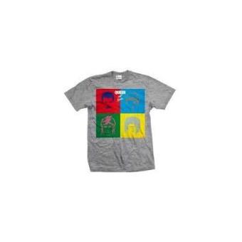 Queen T-Shirt  Hot Space (M)