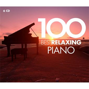 100 Best Relaxing Piano - 6CD