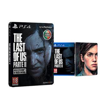 The Last of Us 2 Edição Steelbook - PS4