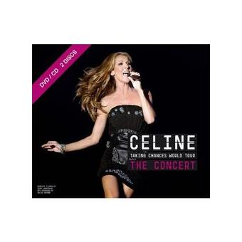 Taking Chances World Tour – The Concert (Special Edition CD+DVD)