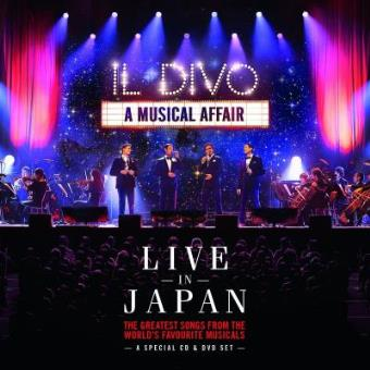 A Musical Affair: Live In Japan (Deluxe Edition CD+DVD)