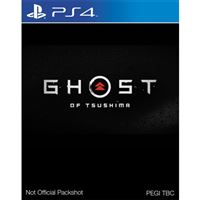 Ghost of Tsushima - PS4