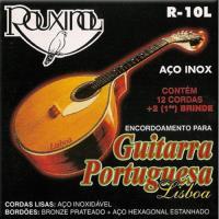 Jogo Cordas Guitarra Portuguesa Lisboa Rouxinol