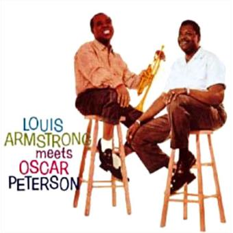 Louis Armstrong Meets Oscar Peterson (LP) (180g) (Limited Edition)
