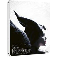Maléfica 2: Mestre do Mal - Edição Steelbook - Blu-ray Importação