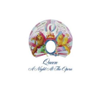 A Night At The Opera (180g) (Limited Edition) (Black Vinyl)