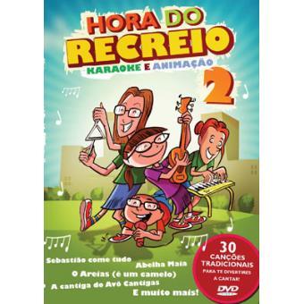 Hora do Recreio Vol 2 - DVD