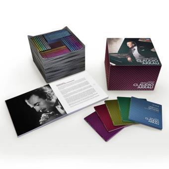 Claudio Arrau: Complete Philips Recordings - 80CD