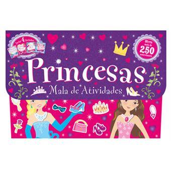 Princesas: Mala de Atividades