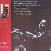 Beethoven, Berlioz & R. Strauss