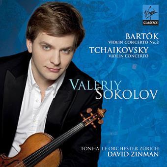 Tchaikovsky & Bartók | Violin Concertos