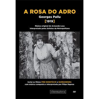 A Rosa do Adro - DVD