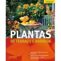 Plantas de Terraço e Varanda