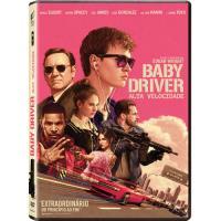 Baby Driver - Alta Velocidade (DVD)