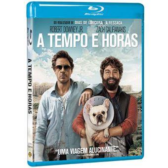 A Tempo e Horas - Blu-ray
