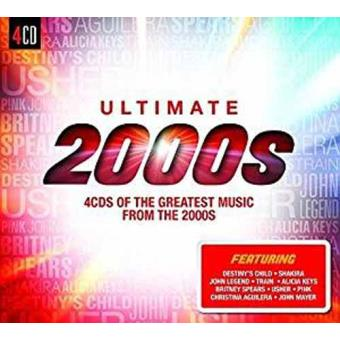 Ultimate... 2000s (4CD)