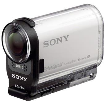Sony Action Cam HDR-AS200VR + Kit Telecomando Live-View