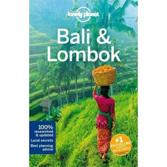 Lonely Planet Travel Guide - Bali & Lombok