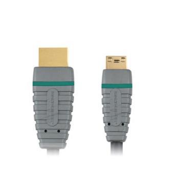 Bandridge Cabo HDMI para Mini HDMI BVL1501 - 1 metro