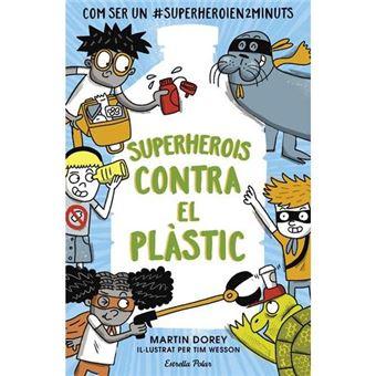 Superherois contra el plastic