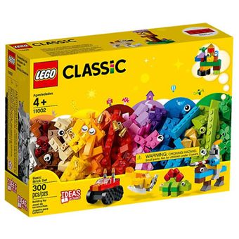 LEGO Classic 11002 Set de Tijolos Básico