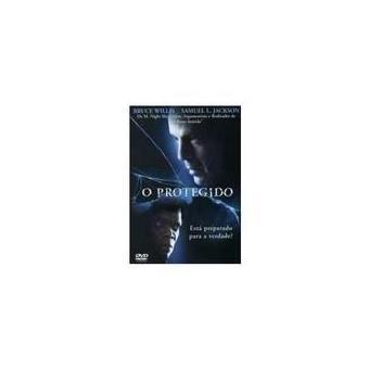 O Protegido - DVD