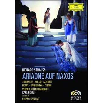 R. Strauss | Ariadne auf Naxos (DVD)