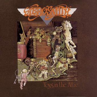 Toys In The Attic (180g)