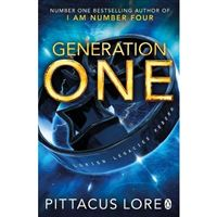 Lorien Legacies Reborn: Generation One