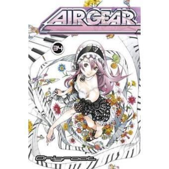 Air gear vol34