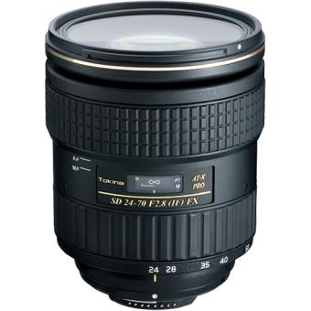 Objetiva Tokina AT-X 24-70mm f/2.8 PRO FX para Nikon