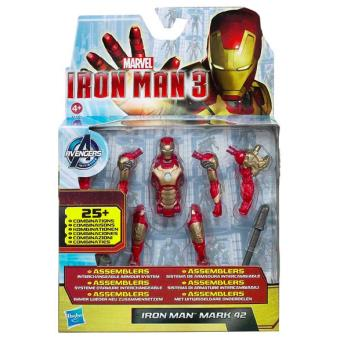Sortido Figuras Iron Man 3