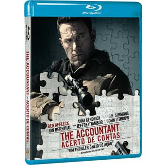 The Accountant – Acerto de Contas (Blu-ray)