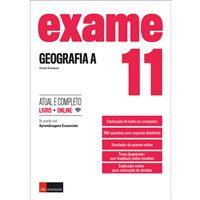 Exame Geografia A 11.º Ano